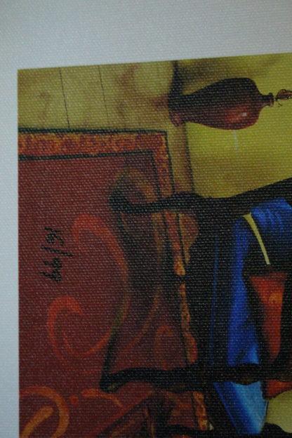 "Orlando Quevedo Giclée - Magic Dreams II Painting -  Size: 21""L x 13.5""W"