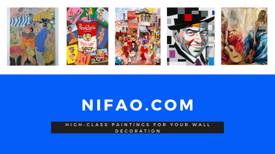 Buy High-Class Paintings for Your Wall Decoration