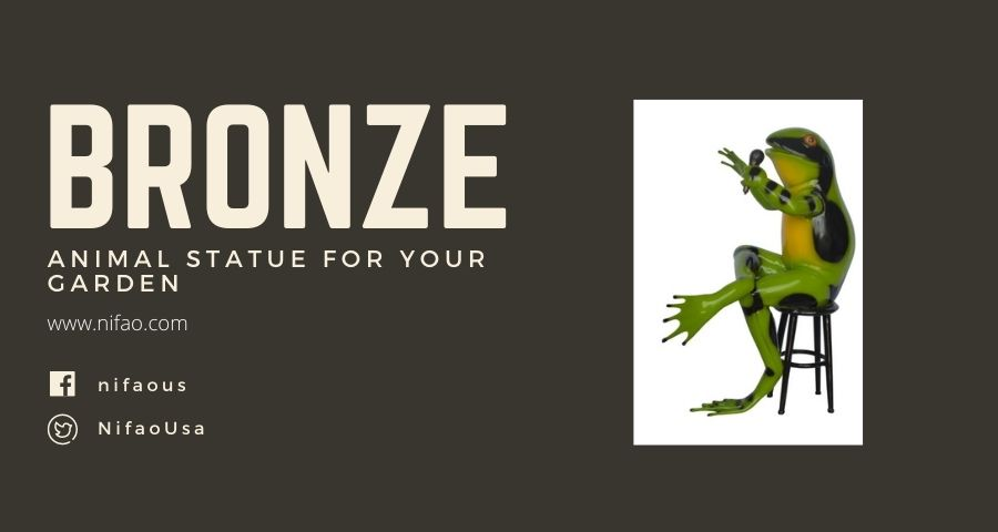 Find The Best Bronze Animal Statue for Your Garden