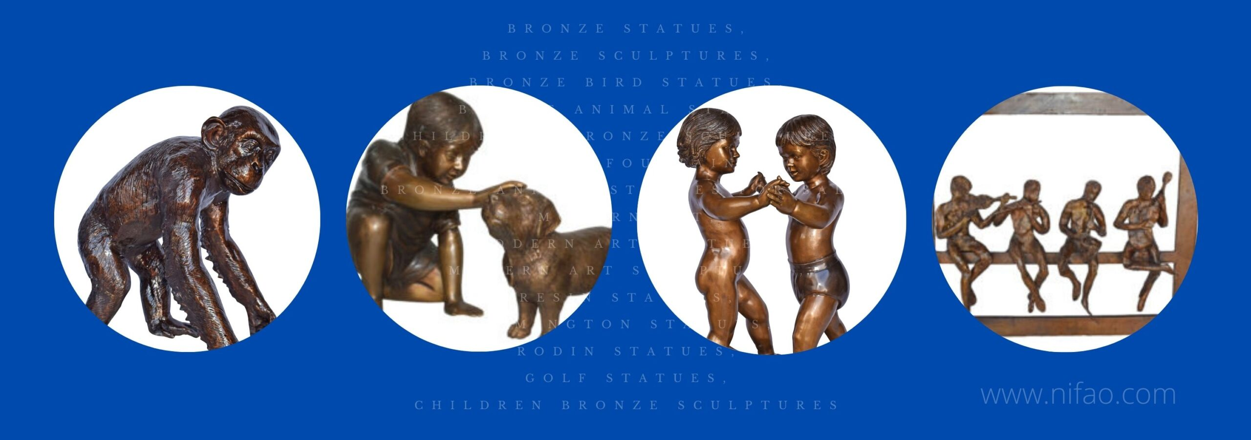 High-Quality Artworks And Bronze Statues for Sale