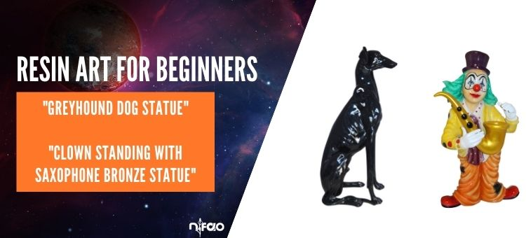 How to Get Started With Resin Statues Resin Art For Beginners